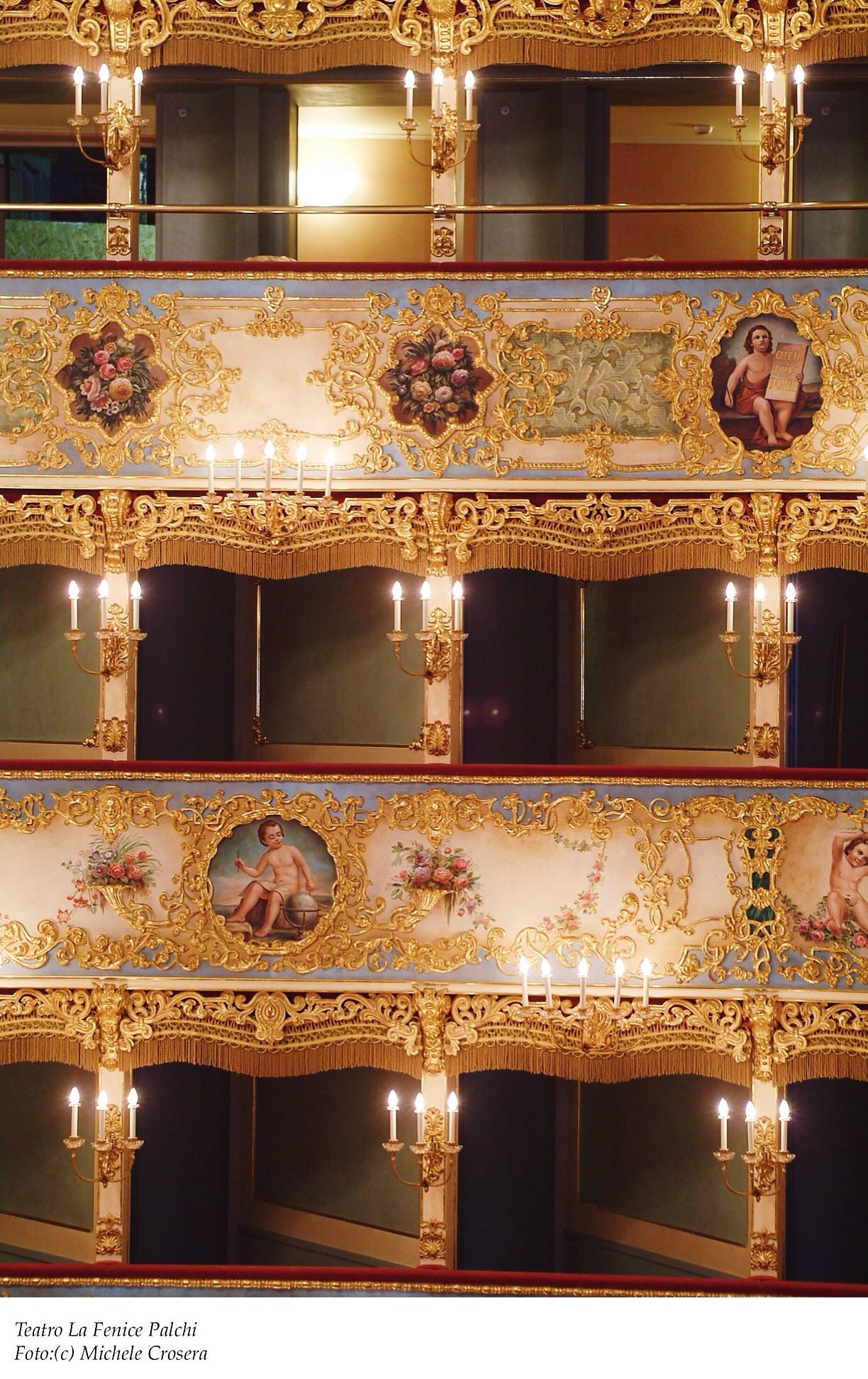 Teatro La Fenice boxes