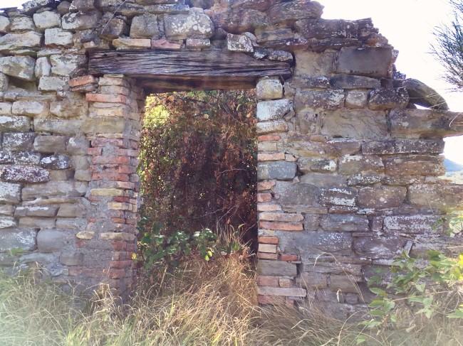 Le Marche Ruins