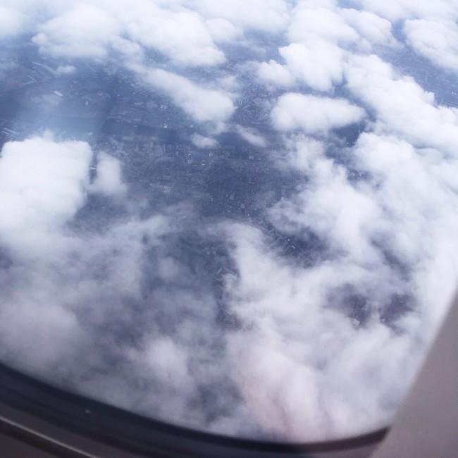 Seine from the plane