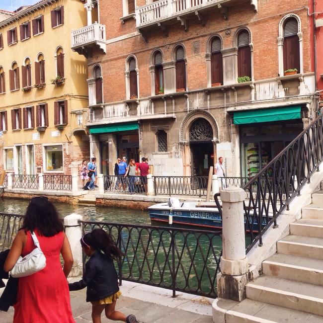 Venice bridges