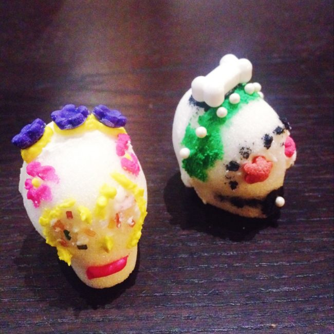 2 Sugar skulls at CraftHack