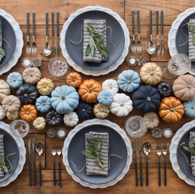 Tablescape by Casa de Perrin