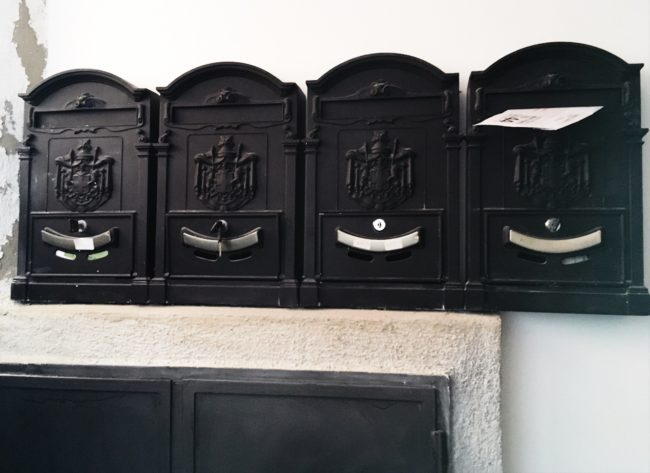 Mailboxes Venice